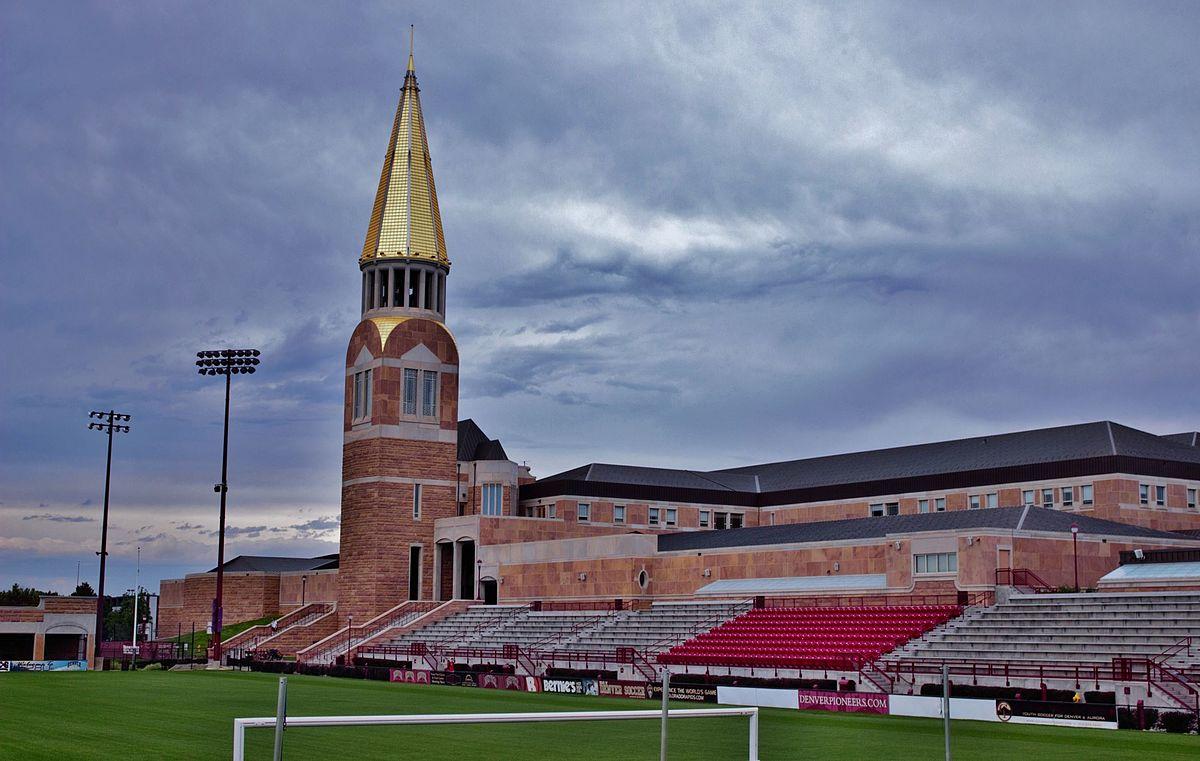 CIBER Field at the University of Denver Soccer Stadium - Wikipedia