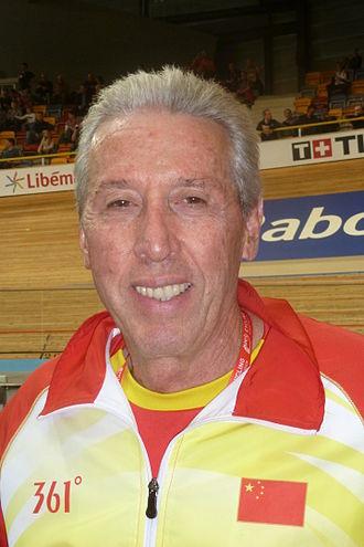 Daniel Morelon - Daniel Morelon in 2011
