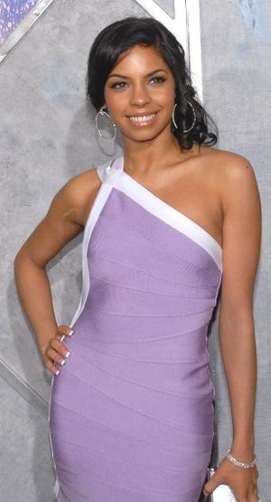 Danielle Polanco - Polanco at the premiere of Step Up 2: The Streets, 2008