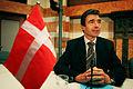 Danmarks tidligere statsminister Anders Fogh Rasmussen under presskonferens vid Nordiska radets session i Stockholm 2004.jpg