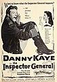 Danny Kaye is the 'Inspector General', 1949.jpg