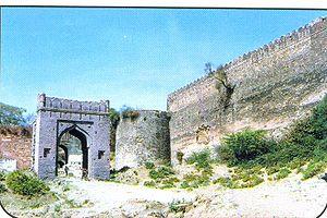 Mandsaur Fort - Mandsaur or Dashpur Fort