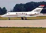 Dassault Falcon (Mystere) 20C, Active Aero AN0215743.jpg