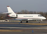CS-DLG - F2TH - NetJets