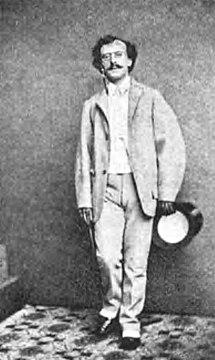 David Isaäc Strelitski - Tooneel-herinneringen (1900)