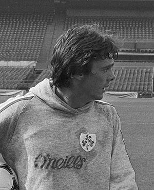 David O'Leary - David O'Leary in 1981