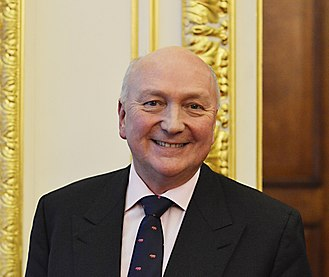 David Reddaway - Sir David Reddaway in 2016