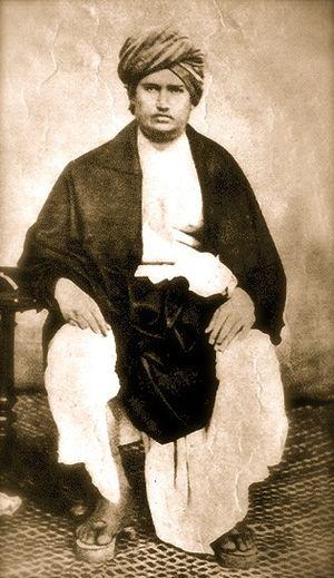 Dayananda Saraswati - Image: Dayananda Saraswati