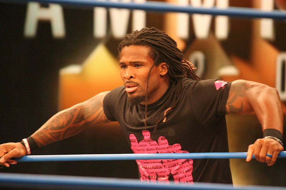 DeAngelo Williams (Slammiversary)