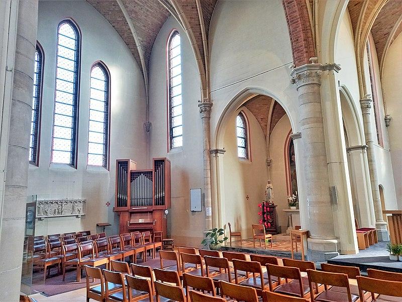 Datei:De Haan, Sint-Monica (Loncke-Orgel) (12).jpg