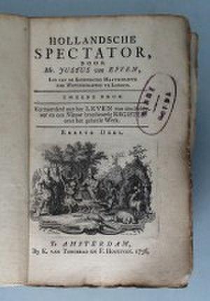 Hollandsche Spectator - De Hollandsche Spectator