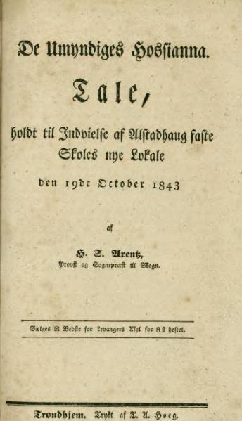 File:De Umyndiges Hosianna.djvu