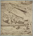 Dead Confederate soldier in trenches of Fort Mahone in front of Petersburg, Va., April 3, 1865 LCCN2012647836.tif