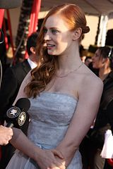 Deborah Ann Woll na Screen Actors Guild Awards w Los Angeles, 23 stycznia 2010 roku