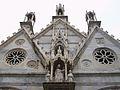 Decoració de l'església de Santa Maria della Spina de Pisa.JPG
