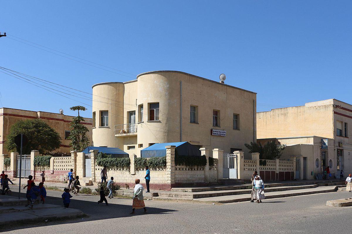 Eritrean Pääkaupunki