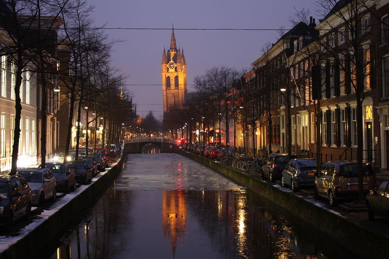 Image illustrative de l'article Vieille église de Delft