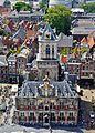 Delft Stadhuis (Blick von der Nieuwe Kerk) 2.jpg