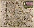 Delphinatus praefectura quae Gallis audit gouvernement de Daufhiné bipartitus in superiorem... - CBT 5880156.jpg