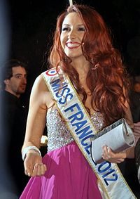 Image illustrative de l'article Miss France 2012