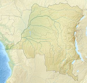 Mount Mikeno is located in Democratic Republic of the Congo