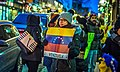 Demonstrations and protests in Venezuela in 2019 in Quebec city, Canada 07.jpg