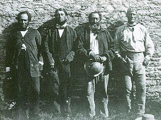 Descendants of the <i>Bounty</i> mutineers