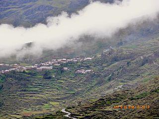 Patambuco District District in Puno, Peru