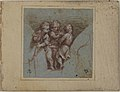 Design for a Pendentive- Youthful Musicians with Wind Instruments MET 1977.249c.jpg