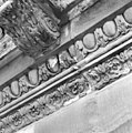 Detail gootlijst 4e verdieping westzijde - Amsterdam - 20011791 - RCE.jpg