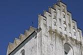 Fil:Detalj av fasad torn Järrestads kyrka.JPG