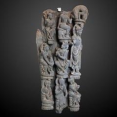 Deva and bodhisattva-MA 3757