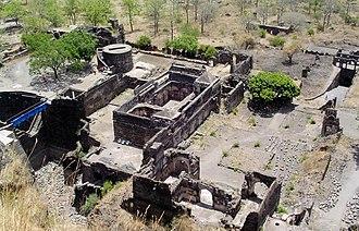 Seuna (Yadava) dynasty - Devagiri fort-The capital of Yadavas