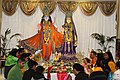 Devotional offering of food to Hindu Deity Shri Sita-Rama.jpg