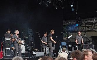 Die Goldenen Zitronen - Die Goldenen Zitronen live at Haldern Pop in 2013