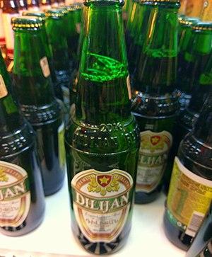 Beer in Armenia - Dilijan Beer