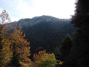 Dirfi - Image: Dirfi Mountain