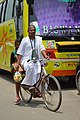 Disciple Cycling - ISKCON Campus - Mayapur - Nadia 2017-08-15 2011.JPG