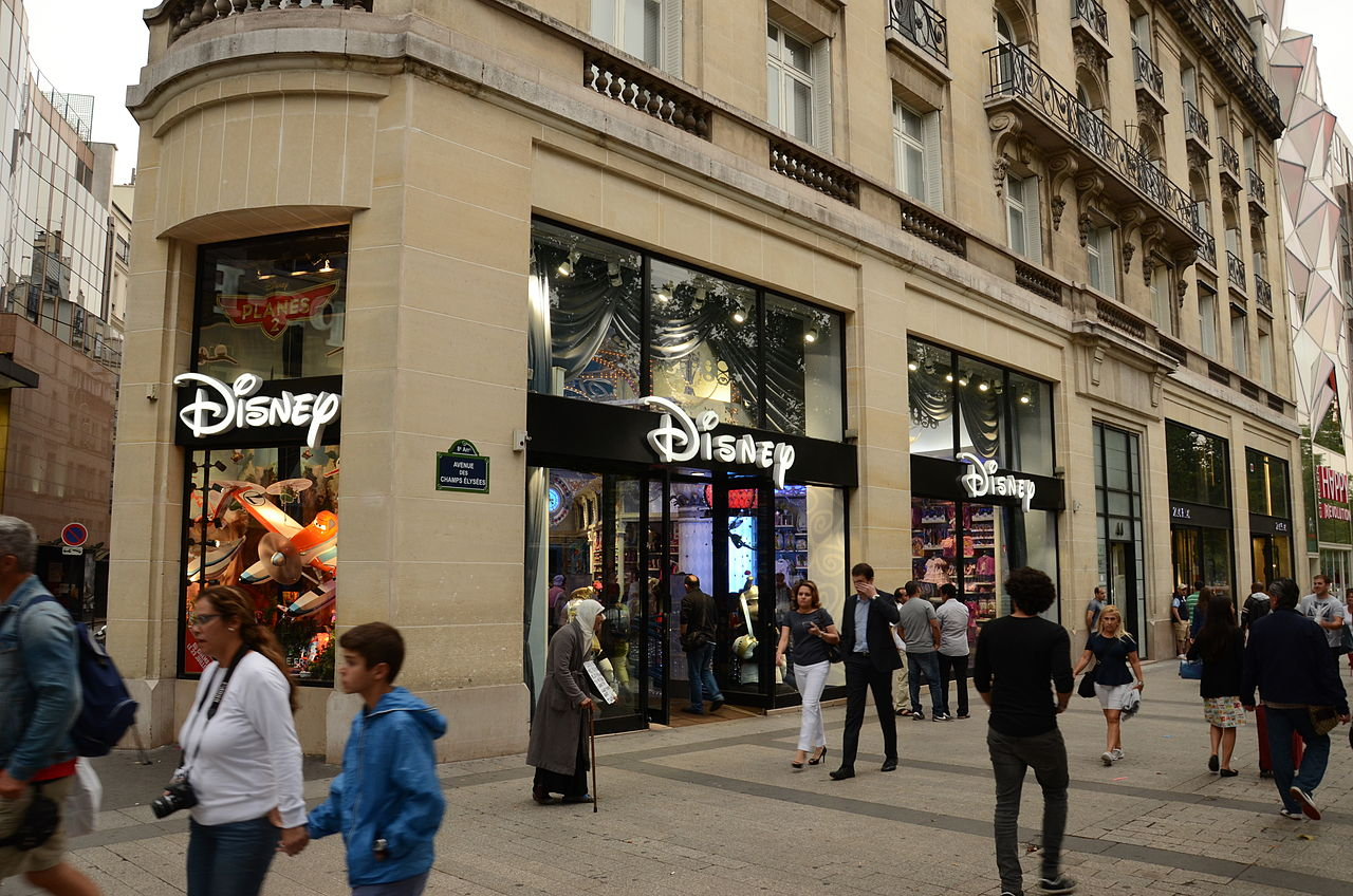 Your complete guide to all the things owned by disney nasdaq disney consumer products and interactive media biocorpaavc