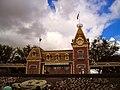 Disneyland Railroad Station 01.jpg