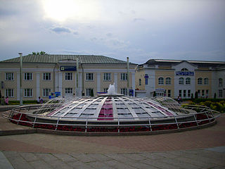Dmitrov Town in Moscow Oblast, Russia