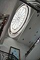 Dome Skylight - Research Centre Building - Swami Vivekanandas Ancestral House - Kolkata 2011-10-22 6131.JPG