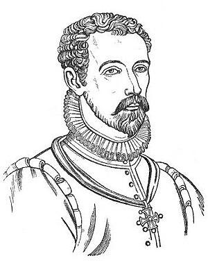 Dinko Ranjina - Dinko Ranjina (Domenico Ragnina).