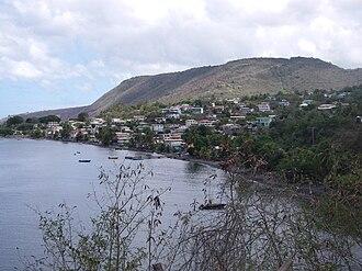 Saint Paul Parish, Dominica - Mahaut, Dominica