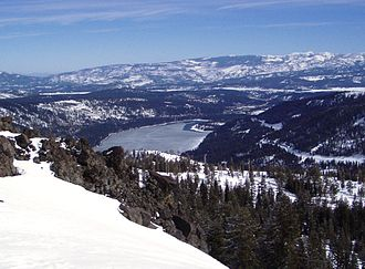 Donner Memorial State Park - Donner Lake from Donner Memorial State Park