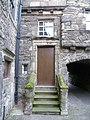 Doorway in Bakehouse Close, Edinburgh-geograph-2151480.jpg