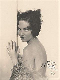 Dorothy Burgess American actress