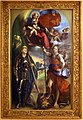 Dosso dossi, madonna col bambino tra i ss. giorgio e michele, 1518-19, 01.jpg