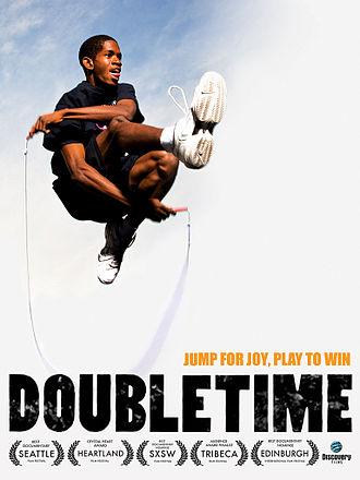 Doubletime - Festival poster