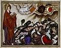 Douce Apocalypse - Bodleian Ms180 - p.018 Sixth seal - earthquake.jpg
